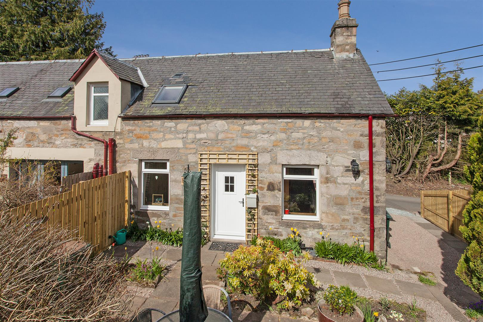 Bruach Garden Cottage, Bruach Lane, Pitlochry, Perthshire, PH16 5DG, UK